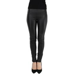 Vêtements Femme Leggings Oakwood Pantalon  Antares en cuir ref_cco43984 Noir Noir