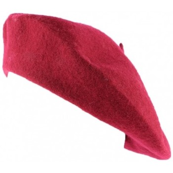 Accessoires textile Femme Chapeaux Léon Montane Béret  Bordeaux pour femme Rouge