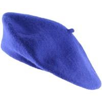Accessoires textile Femme Casquettes Léon Montane Béret  Bleu roi pour Femme Bleu