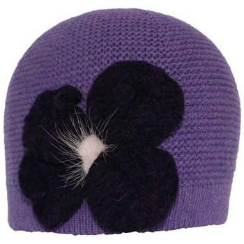 Accessoires textile Femme Bonnets Léon Montane Bonnet Paros court violet Violet
