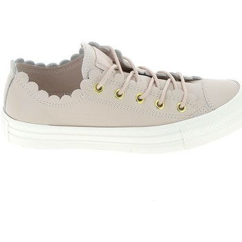 Chaussures Femme Baskets basses Converse All Star B Rose Or Rose