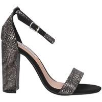 Chaussures Femme Sandales et Nu-pieds Steve Madden SMSCARRSONR-BLK Noir