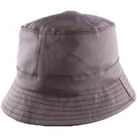 Chapeaux Nyls Création Chapeau de pluie mixte Earth Marron