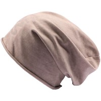 Bonnets Jbb Couture Bonnet Oversize  Marron
