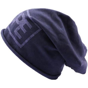 Bonnets Jbb Couture Bonnet Oversize  Bleu Dope
