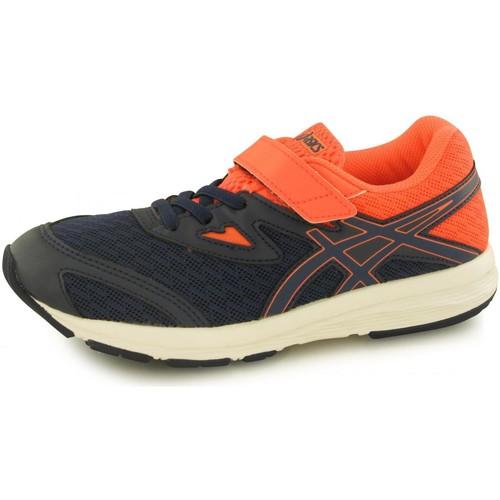 Chaussures Enfant Running / trail Asics Chaussures Amplica bleu