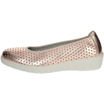 Chaussures Femme Ballerines / babies Notton 2929 Poudre rose