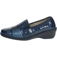 Chaussures Femme Mocassins Notton 2298 Bleu