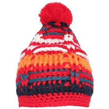 Accessoires textile Bonnets Léon Montane Bonnet Tinos Rouge, blanc et marine Rouge