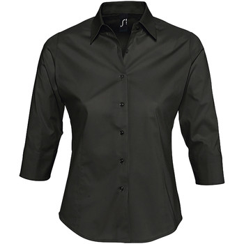 Vêtements Femme Chemises / Chemisiers Sols EFFECT ELEGANT Negro