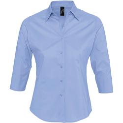 Vêtements Femme Chemises / Chemisiers Sols EFFECT ELEGANT Azul