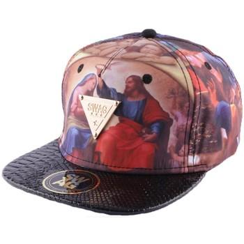 Accessoires textile Homme Casquettes Hip Hop Honour Snapback Hip Hop Renaissance Bleu