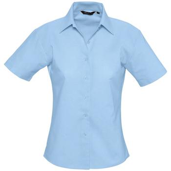 Vêtements Femme Chemises / Chemisiers Sols ELITE OXFORD Azul