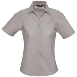 Vêtements Femme Chemises / Chemisiers Sols ELITE OXFORD Plata