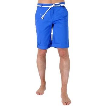 Vêtements Homme Shorts / Bermudas Eleven Paris Chuck Joy Bleu