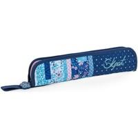 Sacs Fille Trousses Skpat Flûte de Sheyenne 130003 bleu