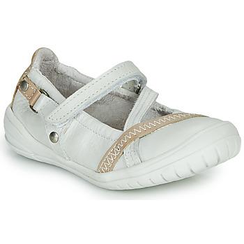 Chaussures Fille Ballerines / babies Ramdam BEZIERS Blanc