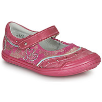 Chaussures Fille Ballerines / babies GBB ILEANA Rose