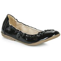 Chaussures Fille Ballerines / babies Ramdam LISBONNE Noir