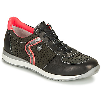 Chaussures Fille Baskets basses Catimini CISTUDE Noir