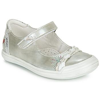Chaussures Fille Ballerines / babies GBB MARION Argenté