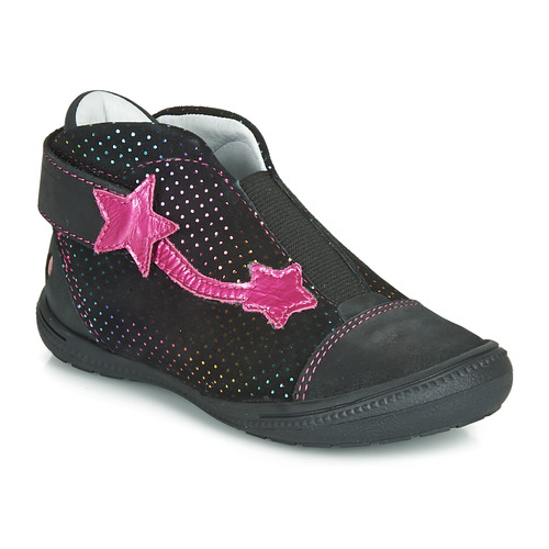 Gbb Boots NoirRose Nolwenn Chaussures Fille thBrdQxosC