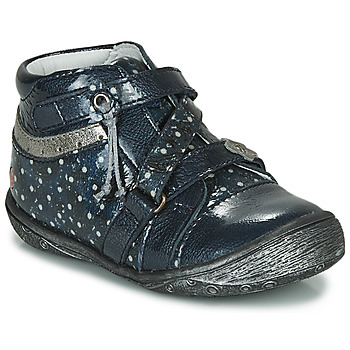 Chaussures Fille Boots GBB NADETTE Marine