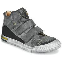Chaussures Garçon Baskets montantes Achile HUGO Gris