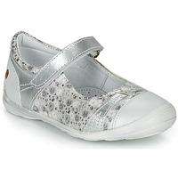 Chaussures Fille Ballerines / babies GBB PRINCESSE Argenté