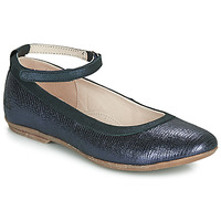 Chaussures Fille Ballerines / babies Achile DANIELA Marine