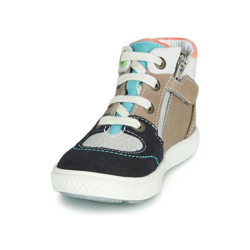 Chaussures Beige Piment Montantes Garçon Catimini Baskets I76ybmYfgv