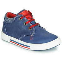 Chaussures Garçon Baskets basses Catimini PALETTE Bleu