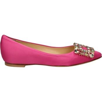 Chaussures Femme Ballerines / babies L'arianna RASO fuxia-fuxia