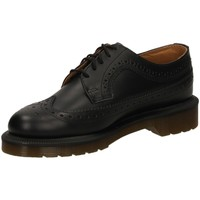 Chaussures Femme Derbies Dr Martens DMS BROGUE SMOOTH black-nero