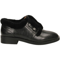 Chaussures Femme Derbies Luciano Barachini PERFECT nero-nero