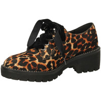 Chaussures Femme Derbies Apepazza CARA leopa-leopardo