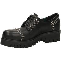 Chaussures Femme Derbies Fabbrica Dei Colli STEEL PELLE 00001-nero
