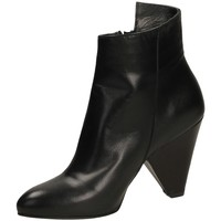 Chaussures Femme Low boots Salvador Ribes NUVOLA nero-nero