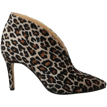Chaussures Femme Bottines L'arianna LEOPARDO taupe-taupe