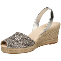 Chaussures Femme Sabots Ria GLITTER FUNNY Nº 1 plata-argento