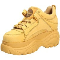 Chaussures Femme Baskets basses Buffalo NUBUCK beige-beige