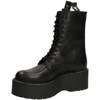 Chaussures Femme Boots Windsor Smith LENNOX black-nero