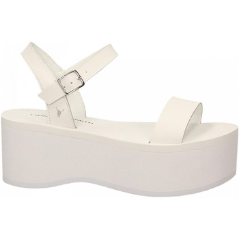 Chaussures Femme Sandales et Nu-pieds Windsor Smith CARLA SMOOTH ACTION white