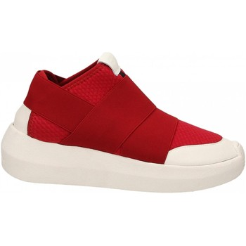 Chaussures Femme Baskets basses Fessura HI-TWINS SPORT white-cherry