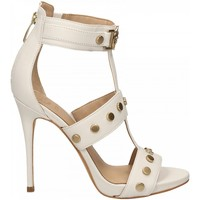 Chaussures Femme Sandales et Nu-pieds Guess TIFFY white-white