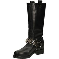 Chaussures Femme Bottes ville Albano RIO neror-nero-oro