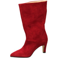 Chaussures Femme Bottes ville L'arianna CAMO rosso-rosso