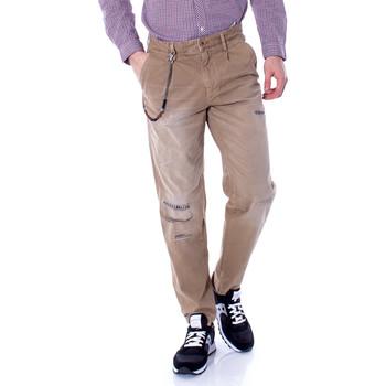 Vêtements Homme Pantalons 5 poches Jack & Jones 12151682 Beige
