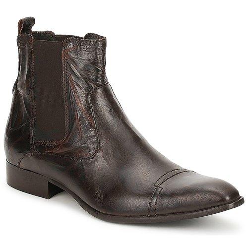 Chaussures Homme Boots Carlington RINZI Marron