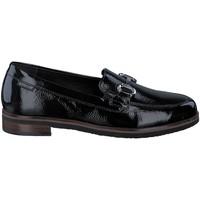 Chaussures Femme Mocassins Mephisto Mocassin cuir ROXANA Noir